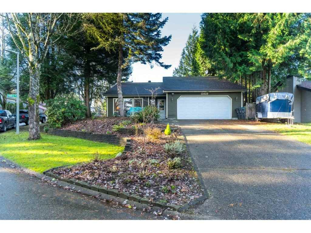 "Main Photo: 15929 102A Avenue in Surrey: Guildford House for sale in ""Somerset"" (North Surrey)  : MLS®# R2522062"