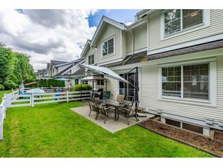 """Photo 36: 42 17097 64 Avenue in Surrey: Cloverdale BC Townhouse for sale in """"Kentucky"""" (Cloverdale)  : MLS®# R2465944"""