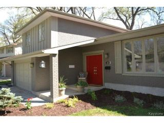Photo 20: 19 Musgrove Street in WINNIPEG: Charleswood Residential for sale (South Winnipeg)  : MLS®# 1411763