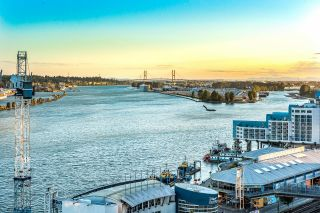 """Photo 33: 1911 668 COLUMBIA Street in New Westminster: Quay Condo for sale in """"Trapp + Holbrook"""" : MLS®# R2622258"""