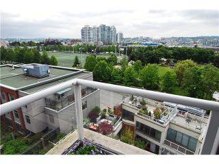 """Photo 8: 809 550 TAYLOR Street in Vancouver: Downtown VW Condo for sale in """"THE TAYLOR"""" (Vancouver West)  : MLS®# V838686"""