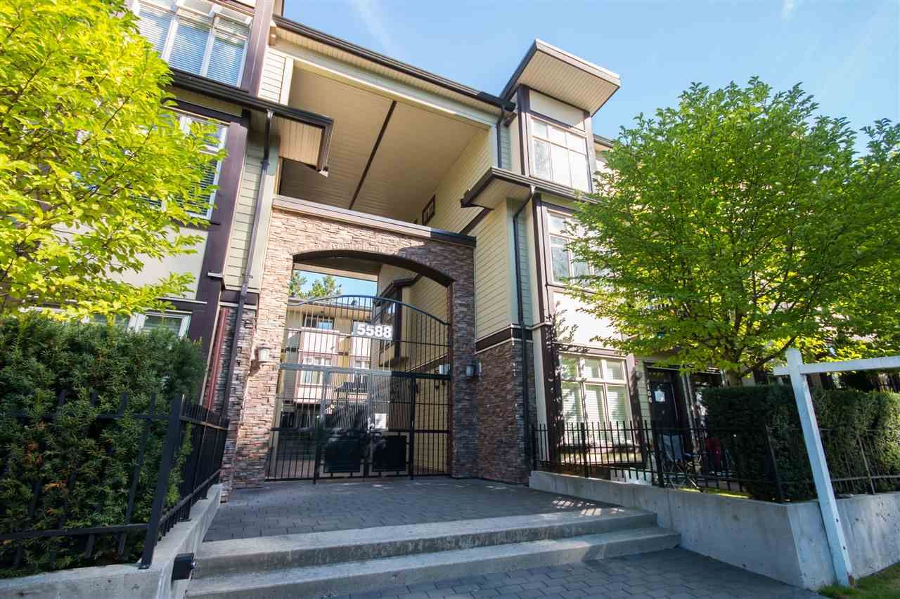 """Main Photo: 220 5588 PATTERSON Avenue in Burnaby: Central Park BS Townhouse for sale in """"DECORUS"""" (Burnaby South)  : MLS®# R2111727"""