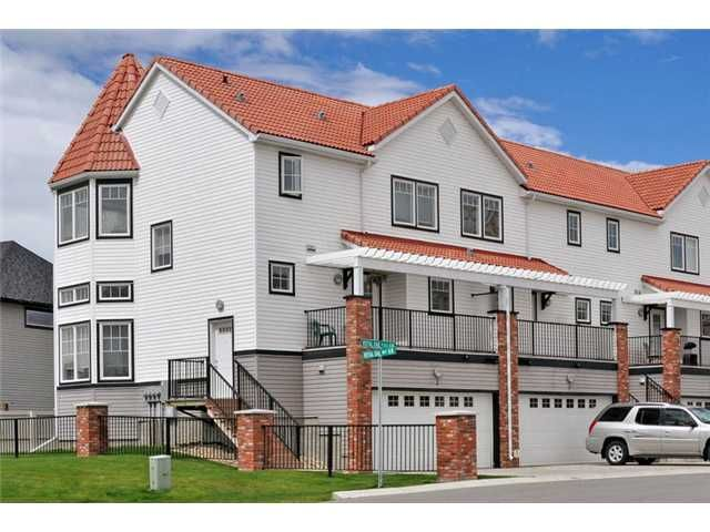 Main Photo: 3 ROYAL OAK Plaza NW in CALGARY: Royal Oak Townhouse for sale (Calgary)  : MLS®# C3530912