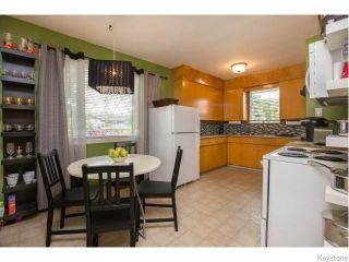 Photo 6: 325 Aldine Street in Winnipeg: Grace Hospital Residential for sale (5F)  : MLS®# 1624293