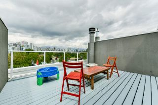 "Photo 26: 2225 OAK Street in Vancouver: Fairview VW Townhouse for sale in ""SIXTH ESTATE"" (Vancouver West)  : MLS®# R2556155"