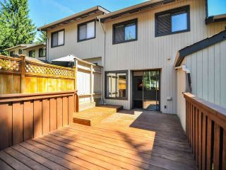 "Photo 16: 887 CUNNINGHAM Lane in Port Moody: North Shore Pt Moody Townhouse for sale in ""WOODSIDE VILLAGE"" : MLS®# V1021537"