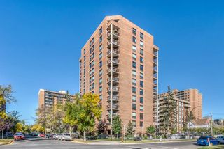 Photo 1: PH6 1304 15 Avenue SW in Calgary: Beltline Apartment for sale : MLS®# A1148675