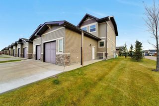 Main Photo: 208 150 Vanier Drive: Red Deer Row/Townhouse for sale : MLS®# A1087413
