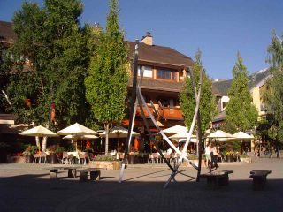 """Photo 1: 218 4220 GATE WAY Drive in Whistler: Whistler Village Condo for sale in """"BLACKCOMB LODGE"""" : MLS®# R2005633"""
