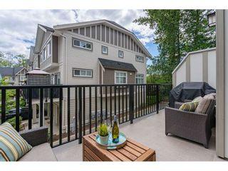 "Photo 20: 61 6591 195A Street in Surrey: Clayton Townhouse for sale in ""ZEN"" (Cloverdale)  : MLS®# R2376995"