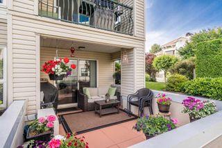 Photo 35: 102 3172 GLADWIN ROAD in Abbotsford: Central Abbotsford Condo for sale : MLS®# R2595337