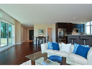 "Photo 2: 801 14824 NORTH BLUFF Road: White Rock Condo for sale in ""Belaire"" (South Surrey White Rock)  : MLS®# F1446029"