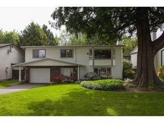 """Photo 1: 8948 QUEEN MARY Boulevard in Surrey: Queen Mary Park Surrey House for sale in """"QUEEN MARY PARK"""" : MLS®# R2267274"""