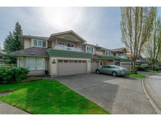 """Photo 1: 210 13888 70 Avenue in Surrey: East Newton Townhouse for sale in """"CHELSEA GARDENS"""" : MLS®# R2264924"""