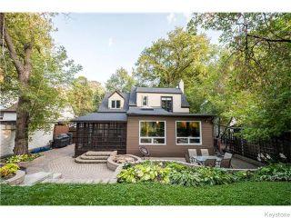 Photo 2: 355 Kingston Crescent in WINNIPEG: St Vital Residential for sale (South East Winnipeg)  : MLS®# 1529847