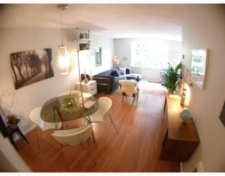 """Photo 2: 213 1345 COMOX Street in Vancouver: West End VW Condo for sale in """"TIFFANY COURT"""" (Vancouver West)  : MLS®# V648856"""