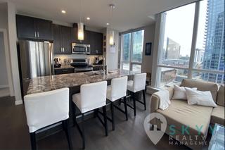 Photo 6: 10238 103 Street in Edmonton: Condo for rent
