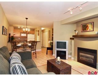 """Photo 4: 119 19750 64TH Avenue in Langley: Willoughby Heights Condo for sale in """"The Davenport"""" : MLS®# F2814814"""