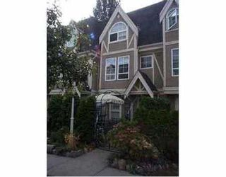 """Photo 3: 44 11571 THORPE RD in Richmond: East Cambie Townhouse for sale in """"NORMANDIE"""" : MLS®# V555870"""