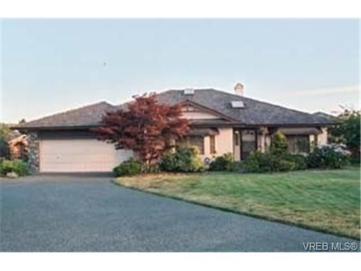 Main Photo: 1191 Woodheath Lane in VICTORIA: SE Sunnymead House for sale (Saanich East)  : MLS®# 332976