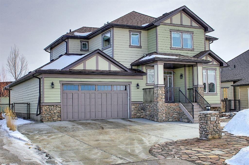 Main Photo: 16 Cimarron Estates Manor: Okotoks Detached for sale : MLS®# A1072719