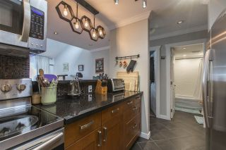 """Photo 1: 309 225 MOWAT Street in New Westminster: Uptown NW Condo for sale in """"THE WINDSOR"""" : MLS®# R2554260"""