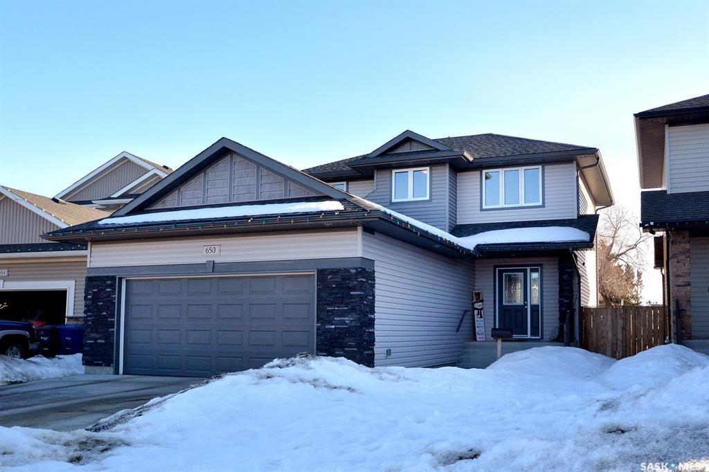 Main Photo: 650 Lehrer Crescent in Saskatoon: Hampton Village Residential for sale : MLS®# SK844733