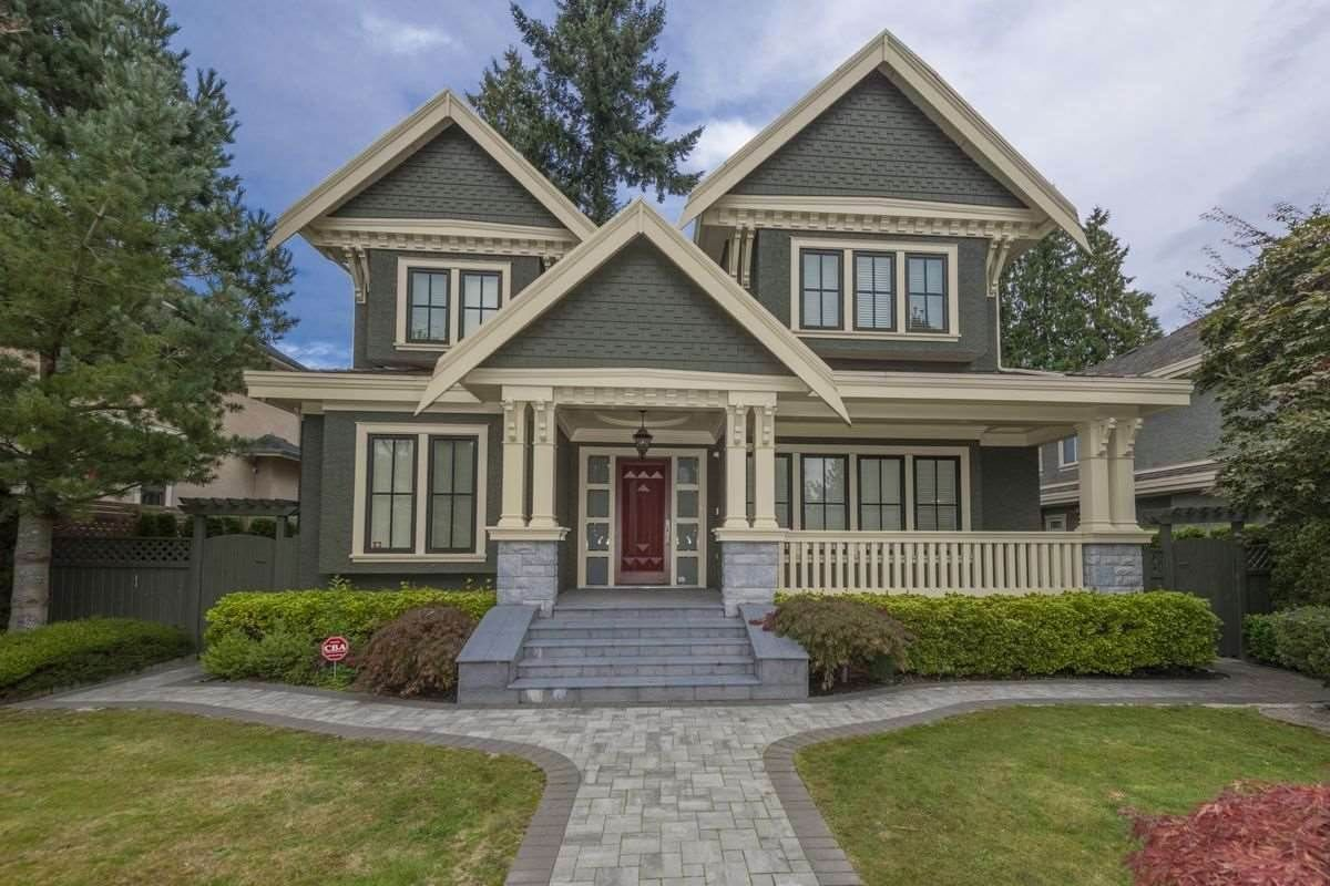 Main Photo: 1121 W 39TH Avenue in Vancouver: Shaughnessy House for sale (Vancouver West)  : MLS®# R2534854