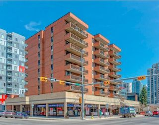 Photo 1: 203 1240 12 Avenue SW in Calgary: Beltline Apartment for sale : MLS®# A1037348