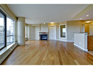 Photo 3: 1102 1088 6 Avenue SW in Calgary: Downtown West End Condo for sale : MLS®# C4004240