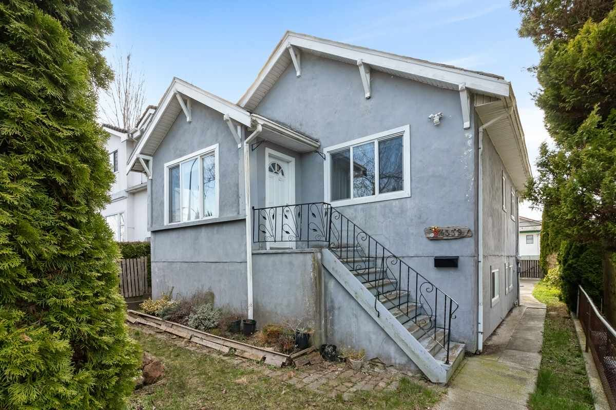 Main Photo: 4339 RUPERT Street in Vancouver: Renfrew Heights House for sale (Vancouver East)  : MLS®# R2557479