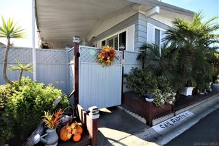 Photo 2: CARLSBAD WEST Mobile Home for sale : 2 bedrooms : 7215 San Bartolo in Carlsbad