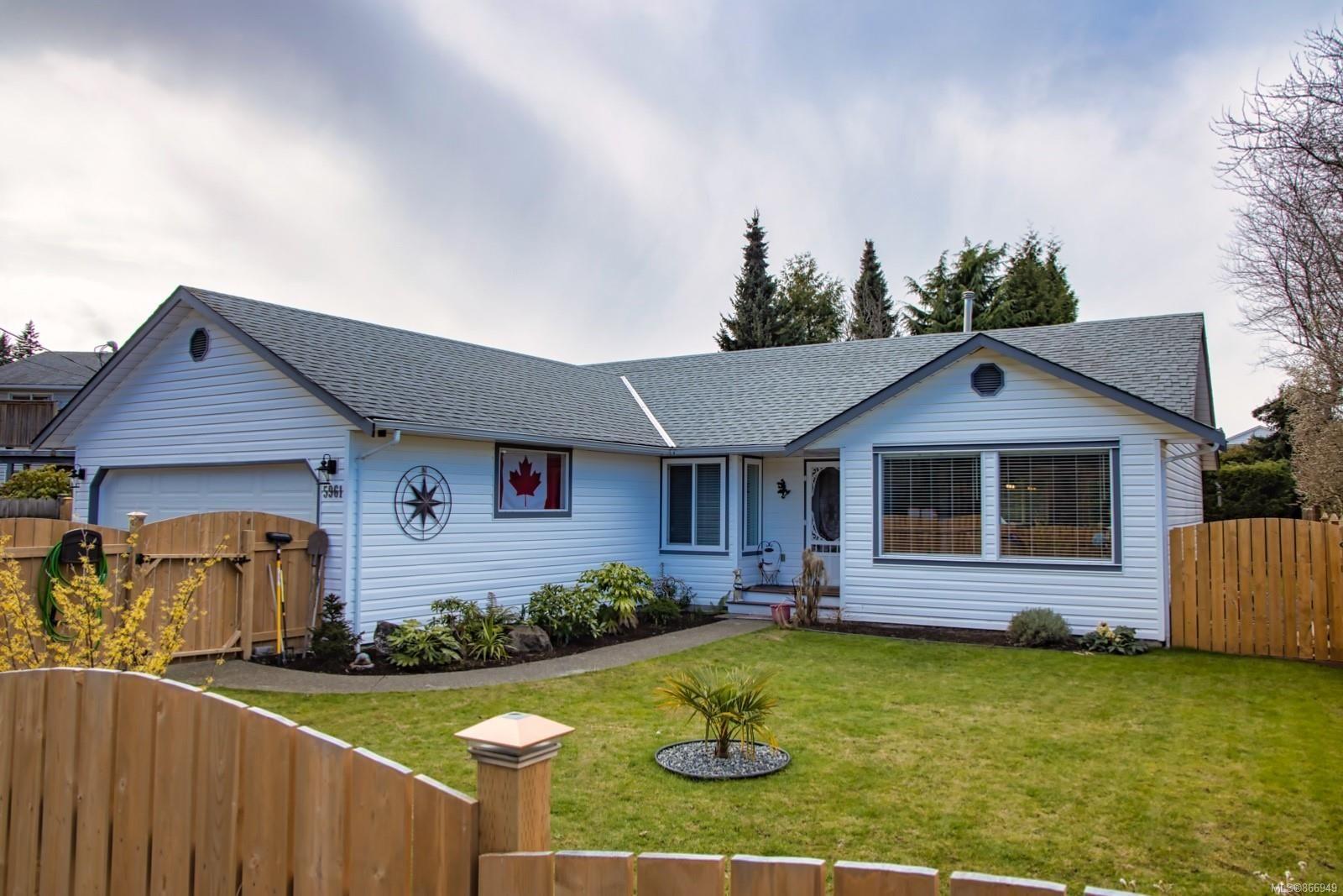 Main Photo: 5961 Sealand Rd in : Na North Nanaimo House for sale (Nanaimo)  : MLS®# 866949
