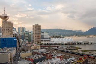 """Photo 3: 2503 128 W CORDOVA Street in Vancouver: Downtown VW Condo for sale in """"WOODWARDS W43"""" (Vancouver West)  : MLS®# R2161032"""