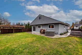 Photo 28: 45587 REECE Avenue in Chilliwack: Chilliwack N Yale-Well House for sale : MLS®# R2543275