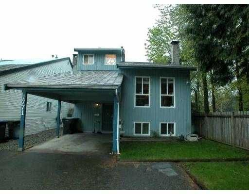 Main Photo: 1771 SUFFOLK Ave in Port Coquitlam: Glenwood PQ House for sale : MLS®# V645183