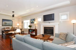 Photo 4: 110 W 13TH Avenue in Vancouver: Mount Pleasant VW Townhouse for sale (Vancouver West)  : MLS®# R2346045
