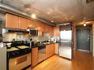 """Photo 6: # 1007 289 ALEXANDER ST in Vancouver: Hastings Condo for sale in """"EDGE"""" (Vancouver East)  : MLS®# V883216"""