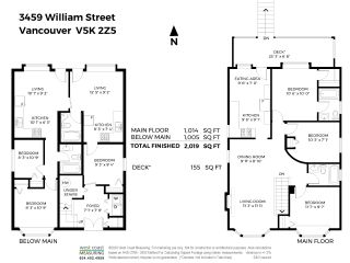 Photo 26: 3469 WILLIAM Street in Vancouver: Renfrew VE House for sale (Vancouver East)  : MLS®# R2459320