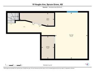 Photo 28: 19 VAUGHN Avenue: Spruce Grove House Half Duplex for sale : MLS®# E4232978