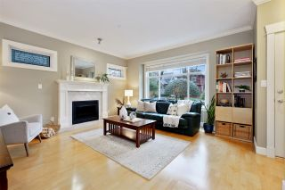 Photo 2: 1 355 W 15TH Avenue in Vancouver: Mount Pleasant VW Townhouse for sale (Vancouver West)  : MLS®# R2561052