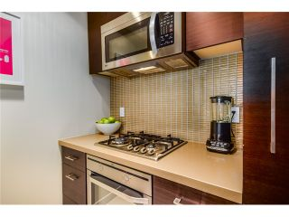"Photo 3: 2207 833 HOMER Street in Vancouver: Downtown VW Condo for sale in ""ATELIER"" (Vancouver West)  : MLS®# V1056751"