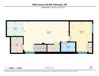 Photo 50: 9329 CONNORS Road in Edmonton: Zone 18 House Half Duplex for sale : MLS®# E4223706