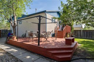 Photo 18: 2 Carriage House Road in Winnipeg: River Park South Residential for sale (2F)  : MLS®# 1810823
