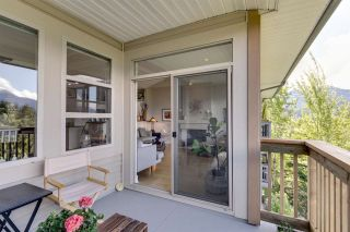 "Photo 12: 11 1024 GLACIER VIEW Drive in Squamish: Garibaldi Highlands Townhouse for sale in ""SEASONSVIEW"" : MLS®# R2574821"