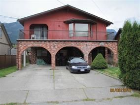 Main Photo: 38027 FOURTH Avenue in Squamish: Downtown SQ House for sale : MLS®# R2138861
