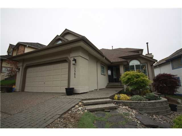 Main Photo: 1585 SALAL Crescent in Coquitlam: Westwood Plateau House for sale : MLS®# V1067001