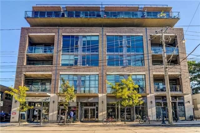 Main Photo: 407 569 E King Street in Toronto: Moss Park Condo for sale (Toronto C08)  : MLS®# C3961528