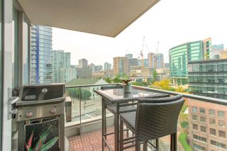 """Photo 16: 1502 188 KEEFER Place in Vancouver: Downtown VW Condo for sale in """"ESPANA TOWER B"""" (Vancouver West)  : MLS®# R2508962"""