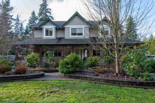Photo 1: 1755 EAST Road: Anmore House for sale (Port Moody)  : MLS®# R2531028